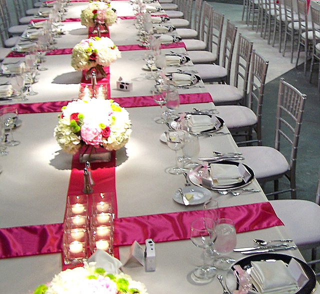 Square Rectangular Table Ideas and Table Top Displays