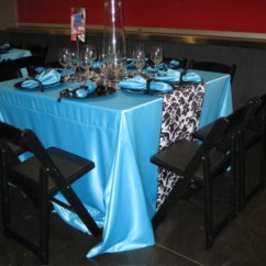 Chair Covers Wedding Ideas Rocking Craigslist Sacramento Tablecloth And Linen Rentals|damask Table Cloth