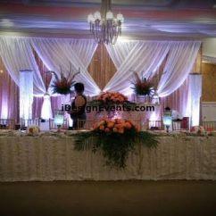 Table And Chair Rental Prices Cloud Bean Bag White Lotus Sacramento Banquet Hall | Wedding Decor Ideas