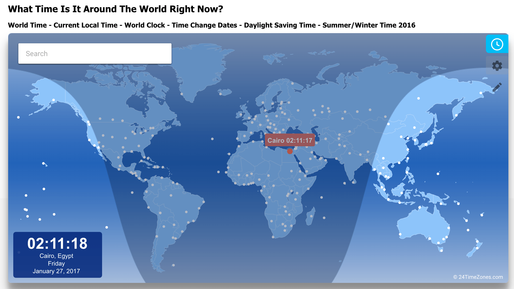 15 Beautiful Tools For Managing Time Zone Differences