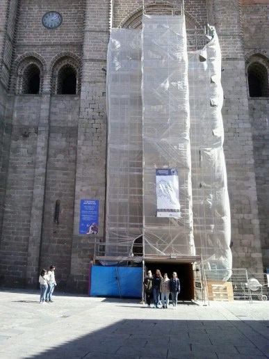 Catedral exterior