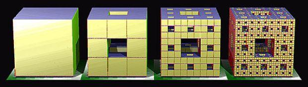 Cubo de Menger