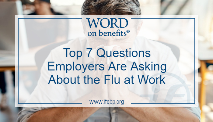 Top 7 Questions Employers Are Asking About the Flu at Work - Word ...