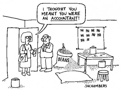 15 Jokes About Accountants