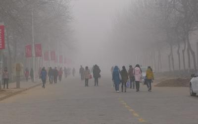 Interview: Coal, natural gas, and clean air for China