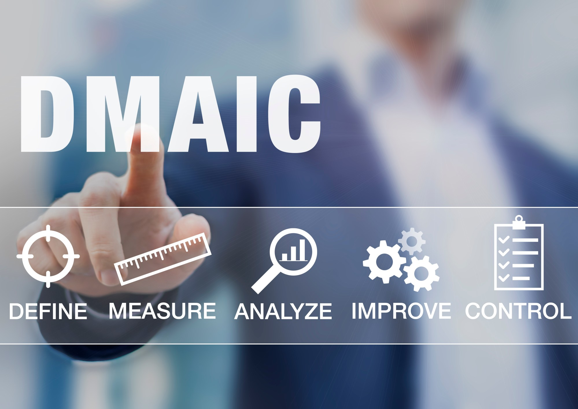 hight resolution of the dmaic process