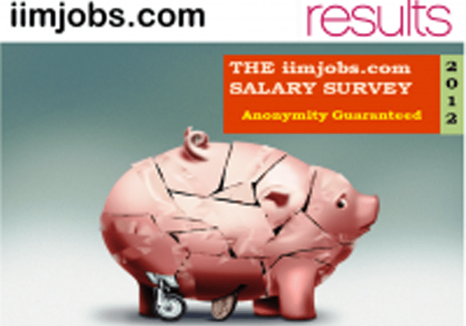 The iimjobs.com Salary Survey 2012 – Results & Analysis
