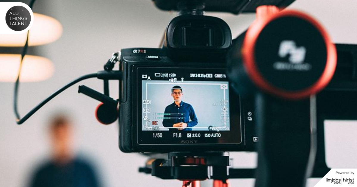 Here's Why You Need To Upgrade Your Existing Resume To A Video Resume!