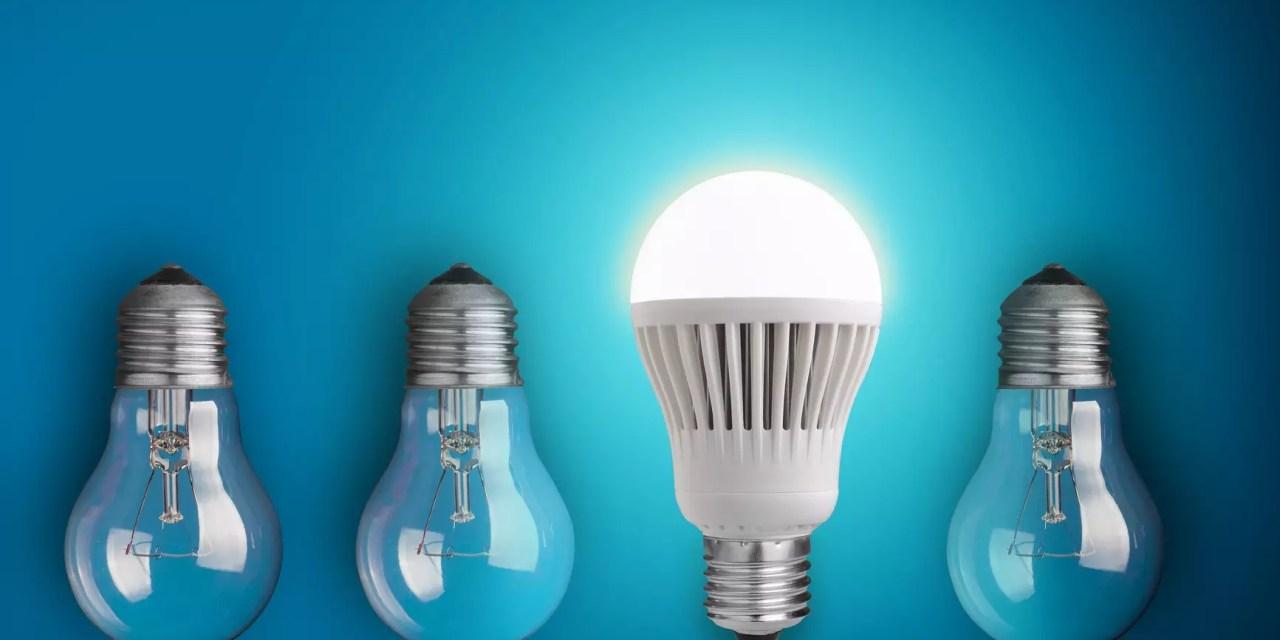 Quantos lúmens tem uma lâmpada de LED? Veja agora mesmo!