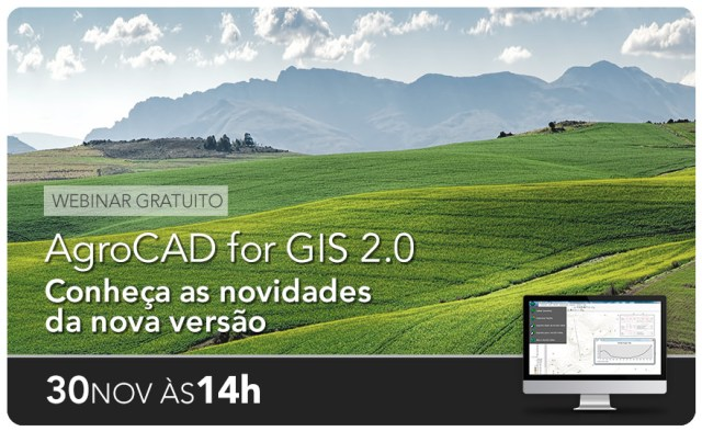 webinar novidades do agrocad for gis 2.0