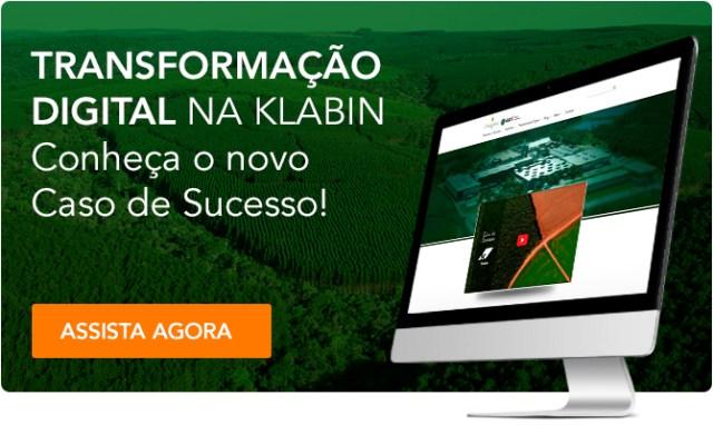 Klabin potencializa produção no setor florestal
