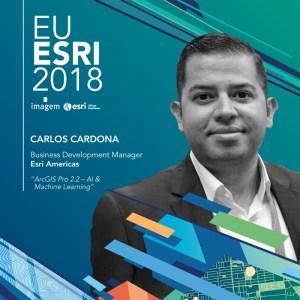 CARLOS-CARDONA - eu esri 2018