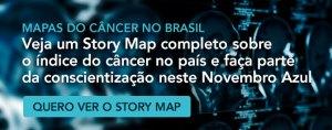 mapas do câncer no Brasil