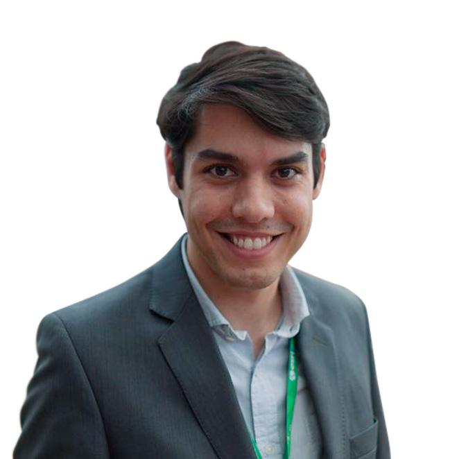 Diogo Reis - Especialista em Indústrias - Imagem Esri - Autor Portal GEO