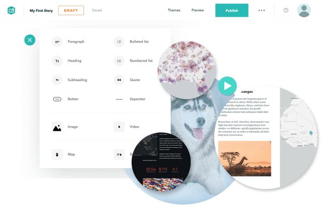 Conheça o novo ArcGIS StoryMaps - Imagem 1