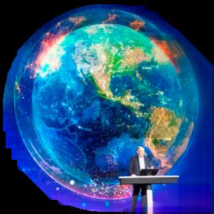 A visão de Jack Dangermond: uma tecnologia para conectar o mundo
