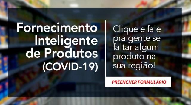 Crise do Coronavírus e o fornecimento inteligente de produtos