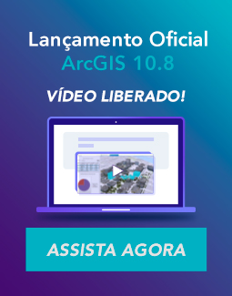 ArcGIS 10.8: vídeo do lançamento oficial no Brasil - EXCLUSIVO