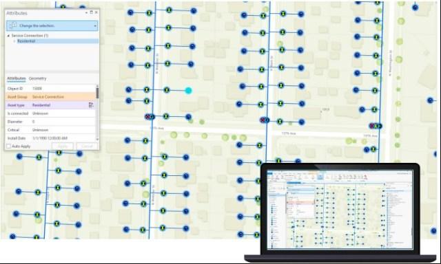 Utility Network aplicado nos setores elétrico e saneamento - imagem 11