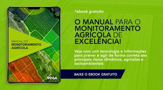 Ebook: Manual do monitoramento agrícola