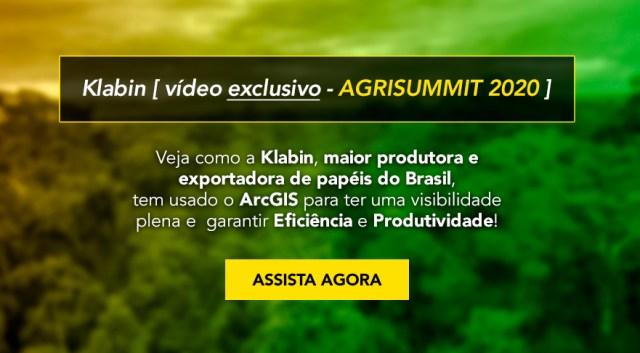 Assista ao vídeo da Klabin no Agrisummit e veja como otimizar sua operação florestal