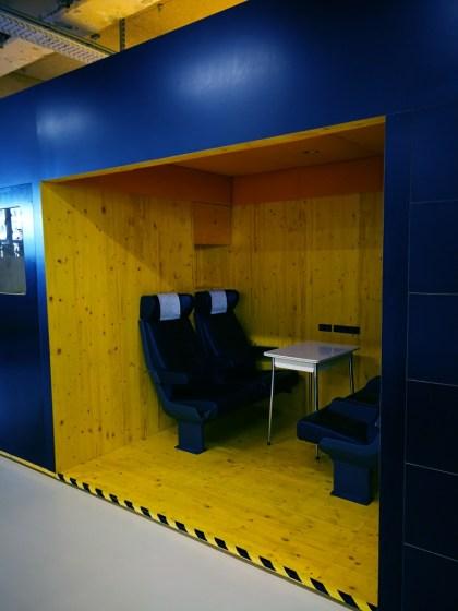 Arbeitsplatz im Coworking Space im Objekt 19 in der Brotfabrik Wien zu vermieten