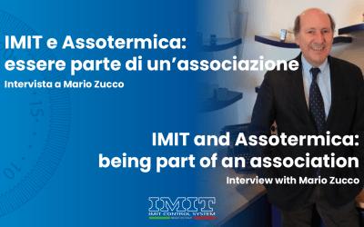 IMIT e Assotermica: essere parte di un'associazione