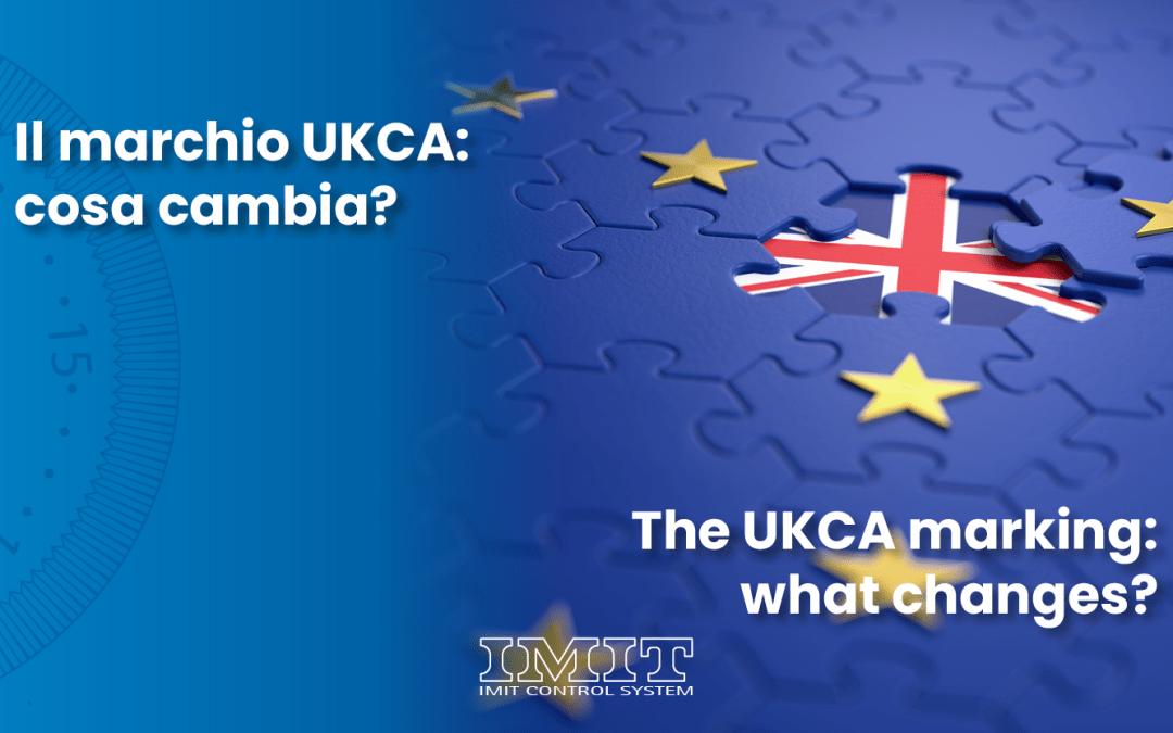 Il marchio UKCA: cosa cambia?