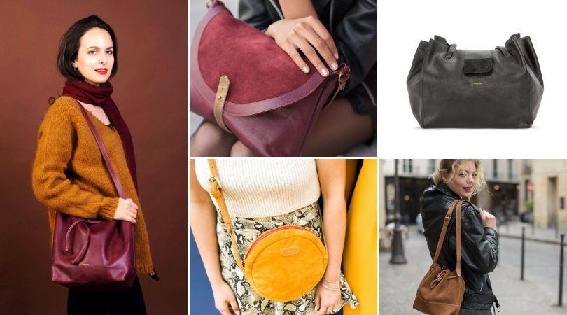 comment ranger ses sacs collection inaden sacs cuir femme