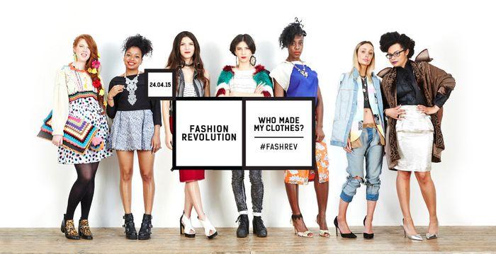 Fashion Revolution pour une mode plus responsable