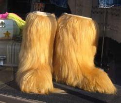 ugg - bottes à poil