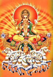 Sun God_Revati Nakshatra