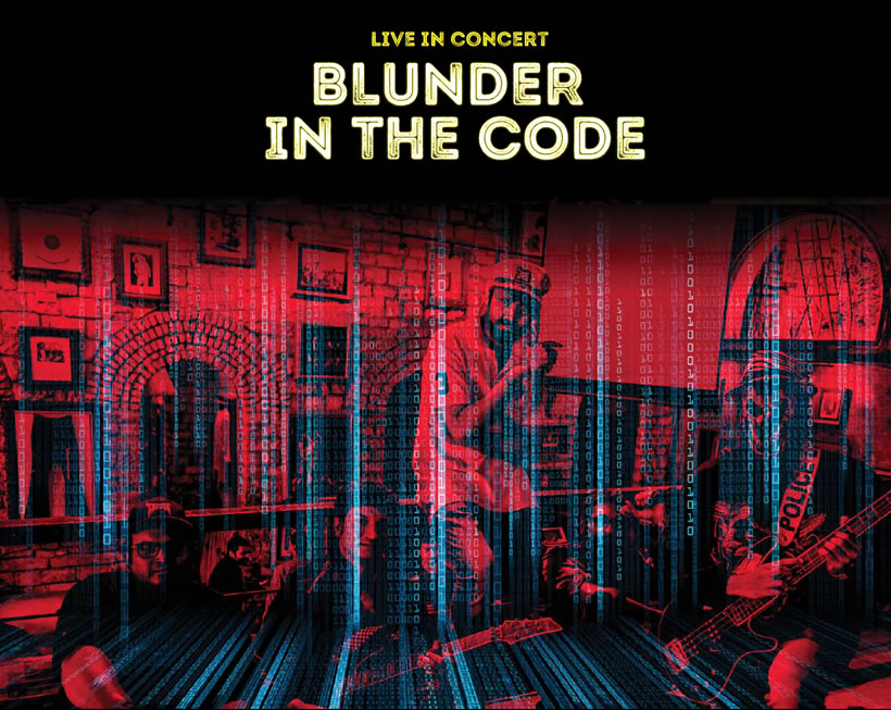 Blunder In The Code
