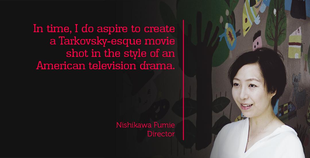 Indievisual-Nishikawa-Fumie-InterviewPromo