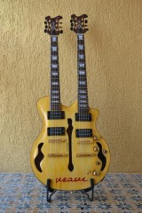 VRavi - Ravi Iyer's custom made guitar
