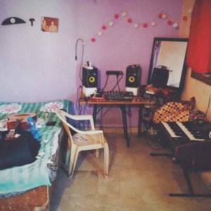 PCRC studio