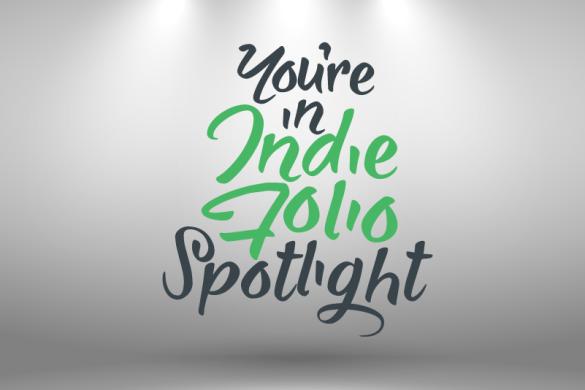 Spotlight Artists on IndieFolio October 2016 December 2016
