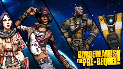 Borderlands: The Pre-Sequel - Steam Game Giveaways