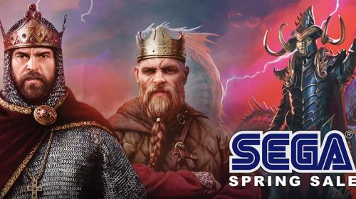 SEGA Spring Sale