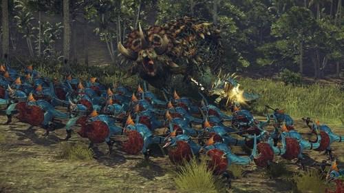 Total War: WARHAMMER II - Lizardmen
