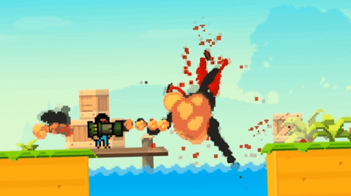 3 Unbelievably Cool Pixel Action Games
