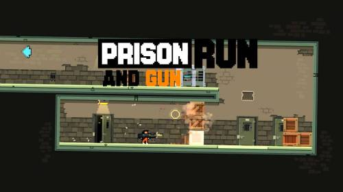 Prison Run and Gun QGP