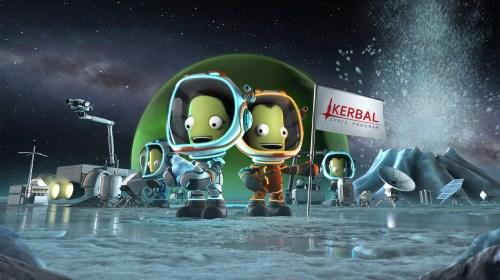 Choose a Spring Sale like Kerbal Space Program