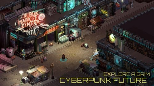 Shadowrun Returns setting