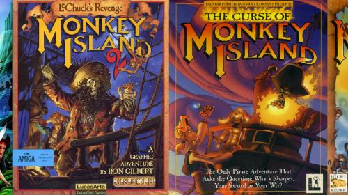 Monkey Island saga