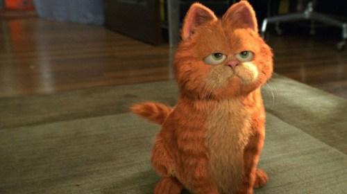 Garfield Movie Review