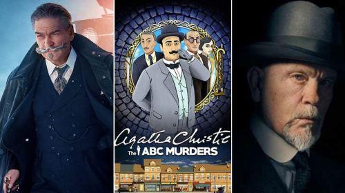 Agatha Christie ABC Murders
