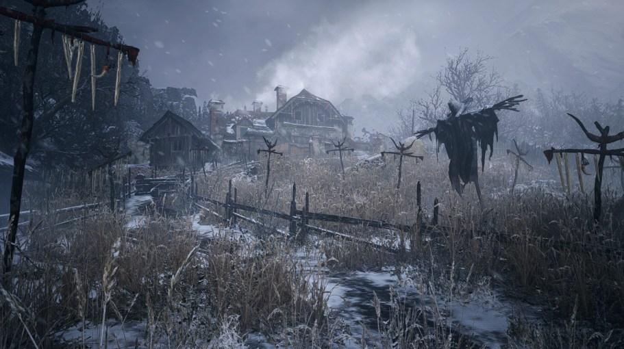 Dark atmosphere Resident Evil Village Review
