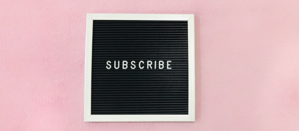 Should you employ a subscription model for your e-learning business?