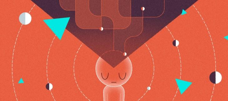 rappresentazione del lato pensante dei chatbot grazie a NLP e Machine learning